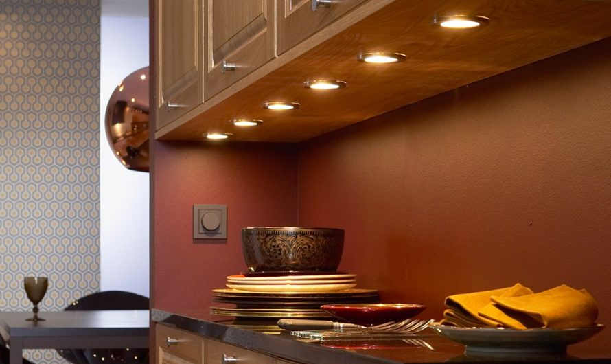 Оптимальный выбор кухонного освещения