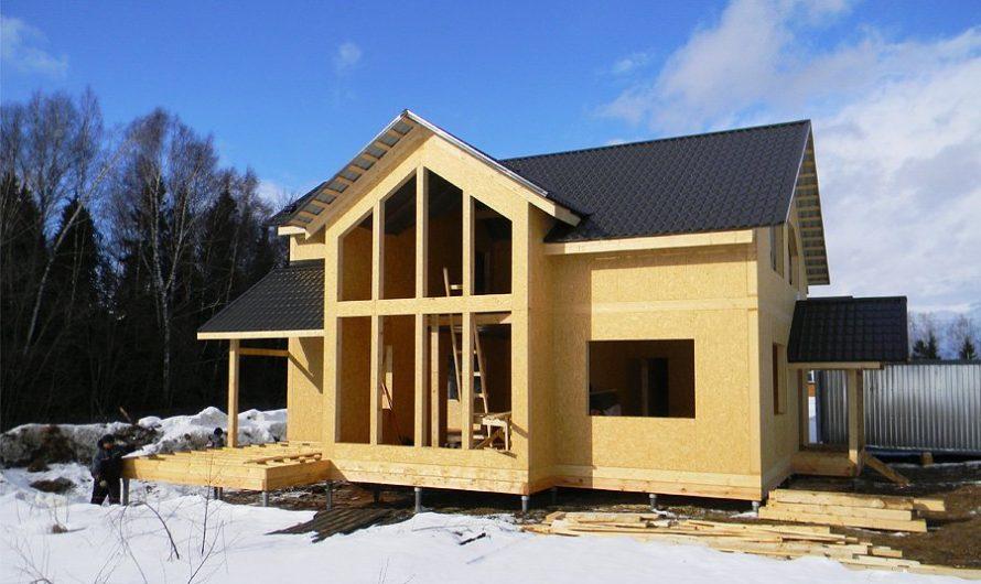 Финская технология в строительстве домов