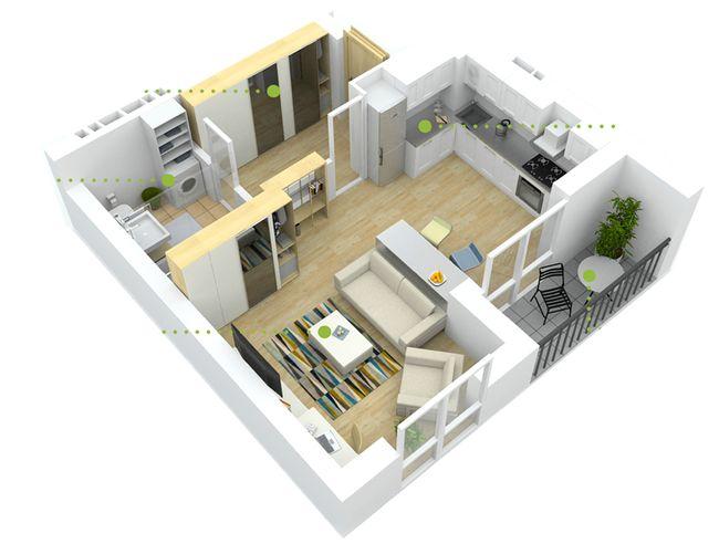 Экспресс планировка квартир