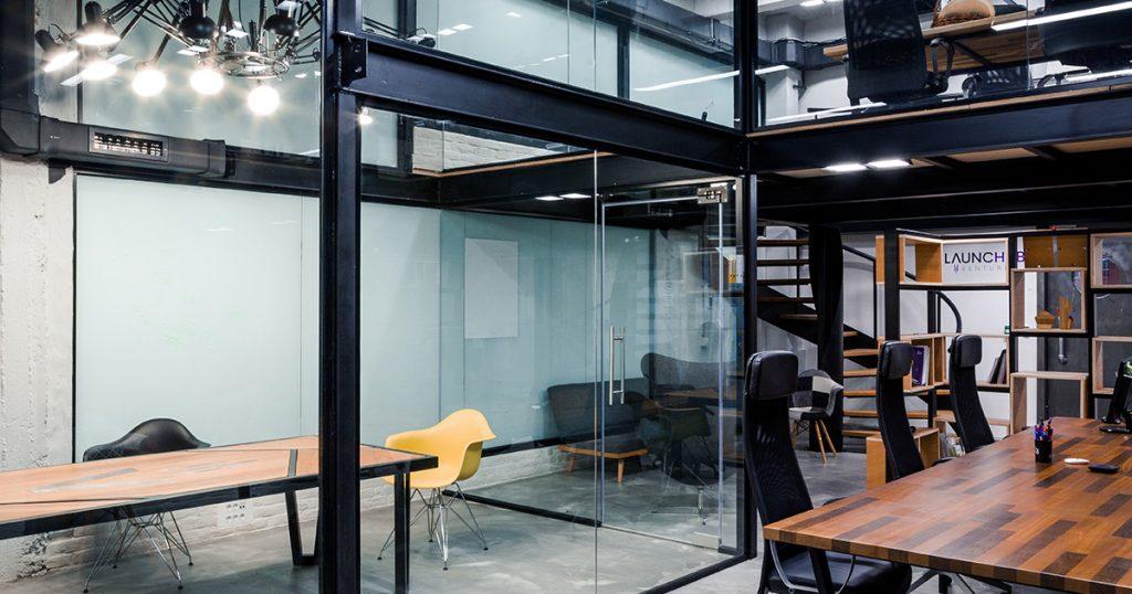 дизайн-проект коворкинг офиса